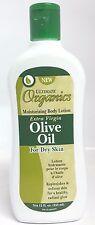 Ultimate Organics OLIVE OIL Moisturizing BODY LOTION 12oz/355ML
