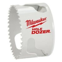 Milwaukee 49-56-0102 1-3/4-Inch Ice Hardened Hole Saw