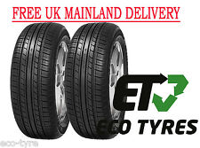 2X Tyres 215 65 R15 96H Imperial EcoDriver 3  C C 75dB