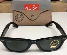 Ray-Ban RB 2140 902 50mm Green Classic G-15 Lens Sunglasses - Tortoise