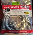 Certified Appliance Braided Stainless Steel 6ft. Steam Dryer Installation Kit