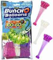 ZURU Bunch O Balloons - 105 Stück - selbstschließende Wasserbomben GIRLS