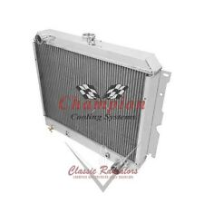 """3 Row Champion Cooling Radiator for MOPAR Dodge Plymouth 22"""" Small Block"""