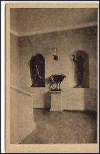 Weimar Thüringen Postkarte ~1920/30 Treppenflur im Goethehaus AK ungelaufen