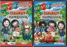 Maurycy i Hawranek (DVD 2 disc) Polskie Bajki POLSKI POLISH