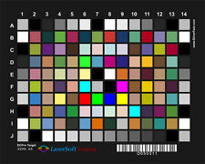 SilverFast Kodak Poche Appareil Photo Numérique Calibration Target DCPro 10x13cm