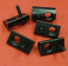 Tnutz - Dt-015-5/16-18 - Black 5/16-18 Drop-In T-Nut for 15 Series (50 pieces)