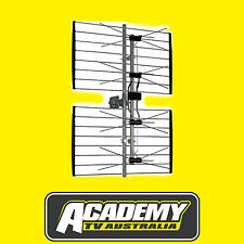 ATV ULTIMATE DIGITAL UHF TV ANTENNA PHASED ARRAY REPLACES HILLS ULTIMAX