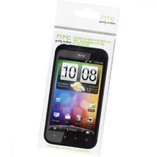 New 2x Genuine HTC INCREDIBLE S SP P520 Screen Protector - In Stock - UK Seller