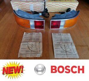 ✈ New Nos Bosch Euro Taillight Housing L+R Porsche 911 69-72 91163140303 - 403 ✈