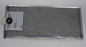 RHF610 Range Vent Hood Aluminum Filter for Jenn Air 71002111 PS2077593 AP4089172