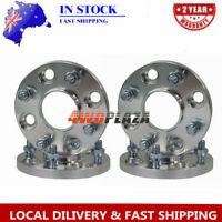 4PCS Wheel Spacers Aluminum For Nissan S13 S14 240sx 280zx 15mm 5x114.3 12x1.25