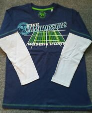 Wimbledon Championships Original Boys Top. Size 8-10 years. Brand New