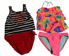 New listing Lot of 2 Girls Swimsuits Size 6
