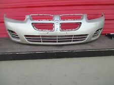 DODGE STRATUS FRONT BUMPER COVER  OEM 2004 2005 2006 SEDAN 4DR
