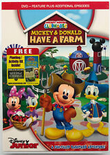 Disney Mickey Mouse Clubhouse: Mickey  Donald Have a Farm (DVD, 2012)