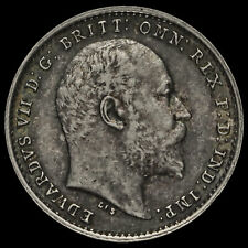 More details for 1906 edward vii silver maundy twopence