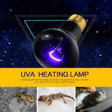 Reptile Heating Light Lamp Turtle Lizard 25-100W Day/Night Light Pet Supplies