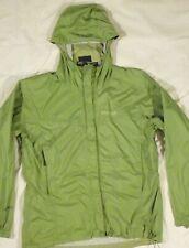 Marmot Ladies Hooded Vented Jacket  Green Medium