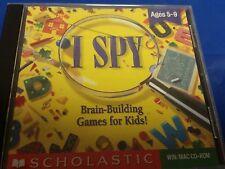 I Spy (PC & MAC, 1997)