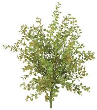 """14"""" Lt Green Peppergrass Pick Artificial Greenery Silk Flower Arrangement Floral"""