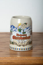 1991 Budweiser Oktoberfest Stein First in Series!