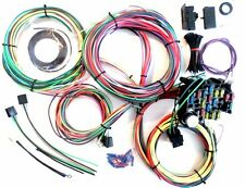 21 Circuit Wiring Harness CHEVY Mopar FORD Hotrods UNIVERSAL Extra long Wires