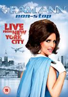 Pam Ann: Non Stop - Live from New York City DVD (2012) Laurel Parker cert 15