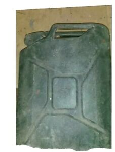 British Army / U.S. Army WW2 Jerrycan - in used condition, water 5 gallon