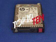 """HP 653957-001 600gb 10k 2,5"""" sff sas 6gbs DP Disque Dur/g8 g9 HDD 652583-b21"""