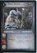Lord Of The Rings CCG Card RotK 7.U187 Morgul Brawler