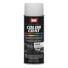 SEM 13013 Color Coat Satin Gloss Clear Vinyl Spray Paint Aerosol Can 12 oz.