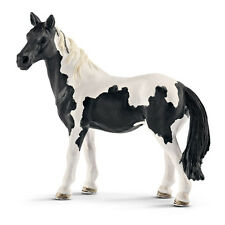 Schleich 13795 Black Pinto Mare Model Paint Horse Toy Figurine {{RETIRED}} - NIP