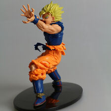 JP Dragon Ball Z DBZ Son Goku Super Figure PVC Statue Toy Gifts Desk Collectable