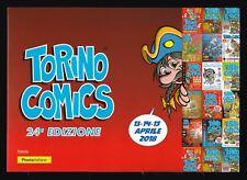 ITALIA Folder Torino Comics Anno 2018