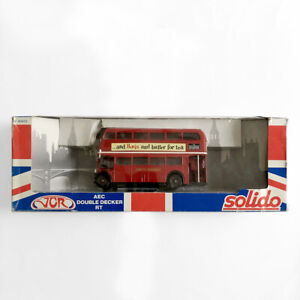 SOLIDO |Bus AEC Double Decker RT N° 4402