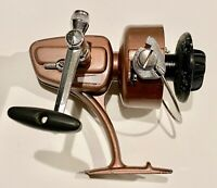 Vintage Garcia Kingfisher GK-12 Spinning Reel. Japan. Clean & Good Condition.