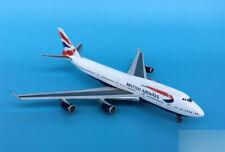 BRITISH AIRWAYS BOEING B747-400 G-BYGF 1/400 Diecast Model Finished Aircraft Hot