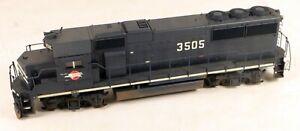 Athearn GP40-2 Unpowered Diesel Locomotive Missouri Pacific #3505 1/87 HO Scale