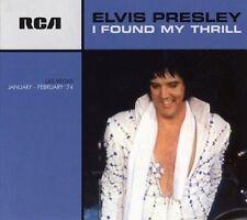 Elvis Presley - I Found My Thrill     FTD  CD