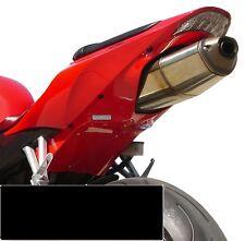 2005-2006 Honda CBR 600RR Hotbodies ABS Undertail + LED Signals - Black