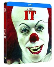 Stephen King's IT (Blu-ray Region-Free)~~~Steelbook~~~NEW & SEALED