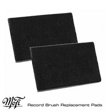 Mobile Fidelity Record Cleaning Brush Replacement Pads