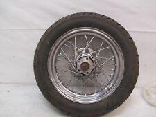 Harley-Davidson Laced Spoked 130/90-16 Wheel Rim OEM Take-Off part