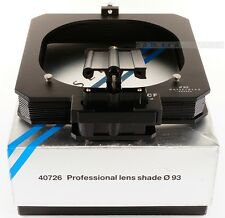 Hasselblad Proshade 40726 para B93 Distagon CFE 40 Tele-Tessar FE 250 Apotessar