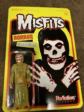 The Misfits HORROR BUSINESS Yellow Fiend Super7 ReAction Figure Danzig NYCC SDCC