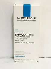 La Roche-Posay Effaclar Mat Oil Free Mattifying Moisturizer 1.35 Fl Oz. EXP04/20
