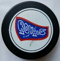CORNWALL ROYALS OFFICIAL MADE IN GDP HOCKEY PUCK OHL