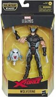 Marvel Legends X-Force Wolverine Action Figure 6-Inch Wendigo BAF PRESALE