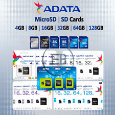 Adata Micro SD Card 4gb 8gb 16gb 32gb 64gb 128gb Memory Phone Android lot